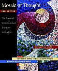 Mosaic of Thought 2nd Edition The Power of Comprehension Strategy Instruction