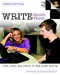 Write Beside Them - With CD (08 Edition)