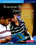 Teaching Reading in Small Groups : Differentiated Instruction for Building Strategic, Independent Readers (10 Edition)