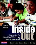 Inside Out Fourth Edition Strategies for Teaching Writing