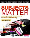 Subjects Matter (2ND 14 Edition)
