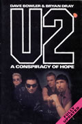 U2 Conspiracy Of Hope Uk