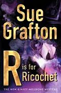 R Is For Ricochet Uk Edition