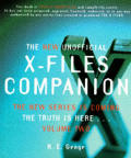 The New Unofficial X-files Companion