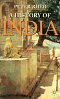 A History of India (Palgrave Essential Histories) Cover