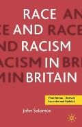 Race & Racism In Britain Third Edition
