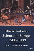 Science in Europe : 1500-1800 (02 Edition)