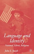 Language and Identity: National, Cultural, Religious