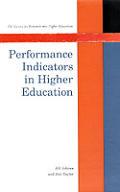Performance Indicators in Higher Education: U. K. Universities