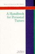 Handbook for Personal Tutors