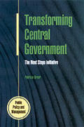 Transforming Central Government: The Next Steps Initiative