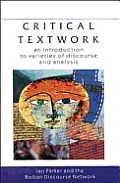 Critical Textwork An Introduction To Varieties
