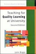 Teaching For Quality Learning At Univers