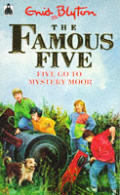 Famous Five 13 Five Go To Mystery Moor
