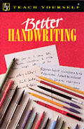 Better Handwriting Teach Yourself