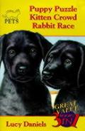 Animal Ark Pets Puppy Puzzle Kitten Crowd Rabbit Race