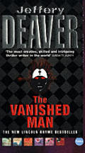 Vanished Man Uk Edition