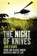 Night of Knives Cover