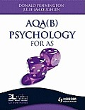 Aqa(B) Psychology for As