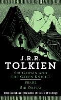 Sir Gawain and the Green Knight, Pearl, and Sir Orfeo Cover