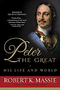 Peter the Great Cover