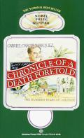 Chronicle of a Death Foretold Cover