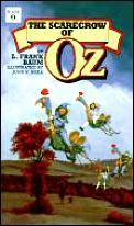 Oz 09 Scarecrow Of Oz