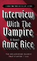 Vampire Chronicles #01: Interview with the Vampire Cover