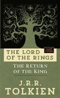 Return of the King The Lord of the Rings Part Three