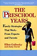 Preschool Years Family Strategies
