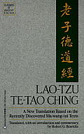 Te-tao Ching (89 Edition)