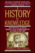 History of Knowledge Past Present & Future