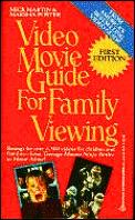 Video Movie Guide For Family Viewing