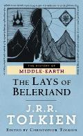 Lays Of Beleriand History Middle 3