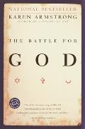 The Battle For God Cover