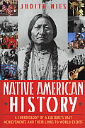 Native American History A Chronology Of a Cultures Vast Achievements & Their Links to World Events