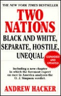 Two Nations Black & White Separate Hosti