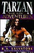 Tarzan The Epic Adventures Burroughs