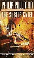 Subtle Knife His Dark Materials 02 Cover