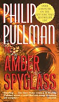 Amber Spyglass :His Dark Materials 3 Cover