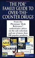 Pdr Family Guide To Over The Counter Drugs