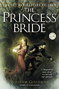 Princess Bride 30th Anniversary Edition Cover