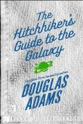 The Hitchhiker's Guide to the Galaxy (Hitchhiker's Guide to the Galaxy #01) Cover