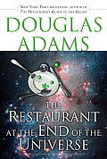 The Restaurant at the End of the Universe (Hitchhiker's Guide to the Galaxy #02) Cover