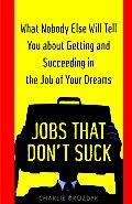 Jobs That Dont Suck