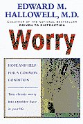 Worry: Hope and Help for a Common Condition Cover