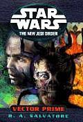 Vector Prime New Jedi Order 1 Star Wars