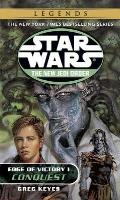 Star Wars: The New Jedi Order #07: Edge of Victory: Book One: Conquest Cover