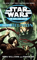 Star Wars: The New Jedi Order #17: Force Heretic III: Reunion Cover