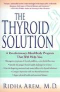 Thyroid Solution A Mind Body Program For Beating Depression & Regaining Your Emotional & Physical Health
